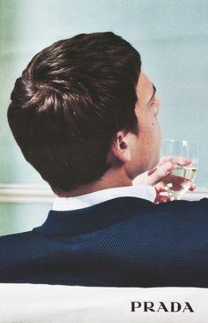 "vuittonv: "" meiselmuse: "" Matheo Renoir/Prada Spring Summer 2000 Photographed by Robert Wyatt "" """