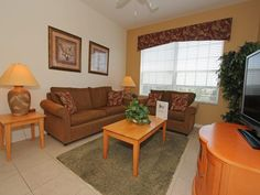7650 Comrow Street # 405, Kissimmee FL is a 3 Bed / 2 Bath vacation home in Windsor Hills Resort near Walt Disney World Resort