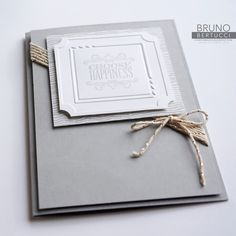 Bruno Bertucci | Stampin' Up! | stampinbruno | Retro Sketches | Chalk Lines | Choose Happiness | Handmade Card
