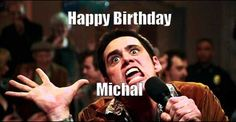 """""""The Cable Guy"""" - Karaoke Scene - Jim Carrey sings """"Somebody to Love"""" this is my favorite version of this song Happy Birthday Meme, Birthday Songs, Jim Carrey, Karaoke, Witty Memes, Funny Memes, Tv Theme Songs, Musica Disco, Music Videos"""