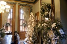 Historic Vaile Mansion at Christmas in Independence, Missouri | Flickr - Photo Sharing!