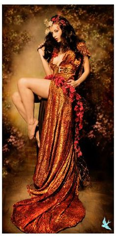 Autumn Mucha  Mucha Season: Model Kerri Taylor, MUA Lisa Naeyaert. LOVE THIS!!