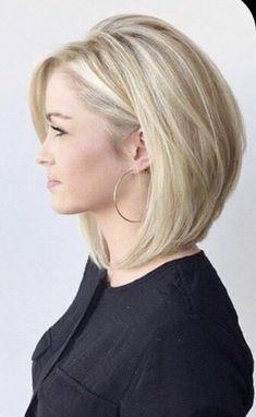 Medium Hair Cuts, Medium Hair Styles, Short Hair Styles, Bridal Hair Down, Haircut And Color, Thin Hair, Grey Hair, Hair Colour, Down Hairstyles