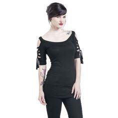 Outer Vision  T-Shirt  »Kork« | Jetzt bei EMP kaufen | Mehr Gothic  T-Shirts  online verfügbar ✓ Unschlagbar günstig!