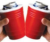 The Red Cup Drink Koozie