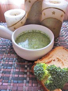 Easy Healthy Recipe: Broccoli Cheese Soup