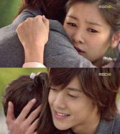 Playful kiss Cute Couple Images, Couples Images, Cute Couples, Boys Before Flowers, Boys Over Flowers, Live Action, Baek Seung Jo, Itazura Na Kiss, Kim Joong Hyun