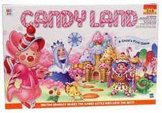 I had a weird obsession with Candy Land. It was the only game I played besides Monopoly for the longest time haha