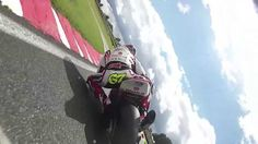 Onboard with Josh Brookes, RD7 Oulton Park race two