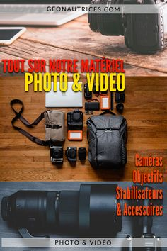 Gopro, Accessoires Photo, Carte Sd, Digital Nomad, Photo And Video, Voici, French, Lifestyle, Photography Equipment