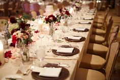 Guest Seating / Wrap It Up Parties / Chicago Wedding / Chicago Wedding Planner / Partial Wedding Planning / Day of Wedding Planner / Winter Wedding