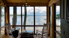 Camp Porta Panagia, Sebago Lake, Maine | Whitten Architects