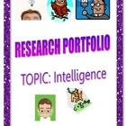 This is a research task spread over four lessons on a particular type of intelligence or related topics. Students tend to be fully engaged in the t...