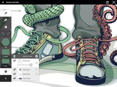 #trainers #laces #boy #animals