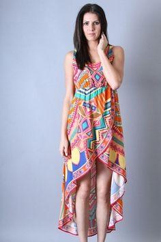 Free Spirit Dress