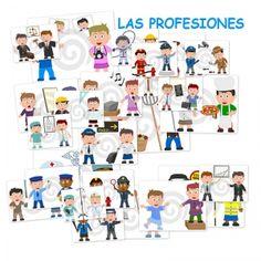 Fichas de profesiones