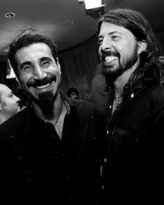 Serj Tankian and Dave Grohl . . . #serjtankian #systemofadown #soad #davegrohl #nirvana #foofighters #rocklegend #rockmusic #davegrohlfans #metalmusic #metalheads #longlivemetal  http://heavymetaltshirts.net/