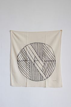 """Made of organic flour sack cotton and hand illustrated and printed in Cleveland, Ohio, this towel will become your new kitchen staple. Made in small batches by Little Korboose. - Measuring 26"""" x 28"""" -"""