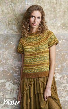 Магазинчик пряжи Eesti lõng (Kauni, Кауни) Fair Isle Knitting Patterns, Knitting Designs, Knit Patterns, Crochet Magazine, Knitting Magazine, Crochet Cardigan, Knit Crochet, Norwegian Knitting, Knitting Wool
