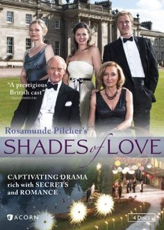 Based on the fiction of one of the world's most acclaimed romance novelists, Rosamunde Pilcher's Shades of Love makes its DVD debut. Charles Dance, Me Tv, Period Dramas, Love S, Beautiful Children, Movies And Tv Shows, Cool Things To Buy, It Cast, Romance