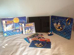 Sonic Classic Collection all content.