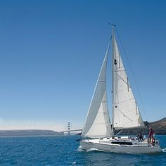 Vacations That Will Change Your Life: Sailing in Sausalito | Coastalliving.com