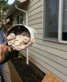 Picture of How To Clean Out Long Dryer Vents