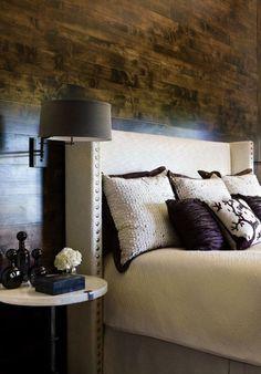 Dark & Moody Walls for a Cozy Bedroom