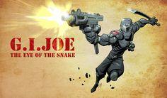 Snake Eyes by jeffagala.deviantart.com on @deviantART