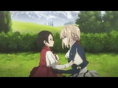 Violet evergarden 「 AMV 」-perfect place
