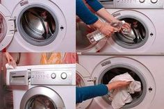 To efficiently clean your laundry room (in just a few hours, or over the course of a few days).