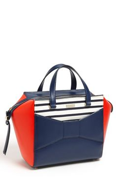 kate spade new york '2 park avenue - beau' satchel available at #Nordstrom