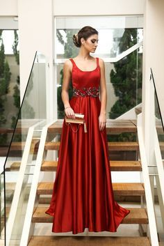 Red Prom Dress,Satin Prom Dress,Long Formal Party Gown, Shop plus-sized prom dresses for curvy figures and plus-size party dresses. Ball gowns for prom in plus sizes and short plus-sized prom dresses for Popular Dresses, Dresses Uk, Satin Dresses, Cheap Dresses, Party Gowns, Party Dress, Fashion Vestidos, Style Casual, Mode Style