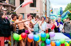Gay Pride d'Oslo