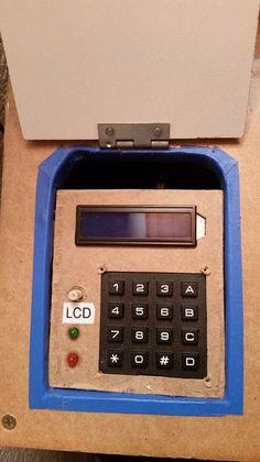 Arduino password lock