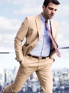 the lovely zachary quinto