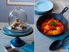 Fotografía: Charly Ramos.  Restaurante: Rosetta.
