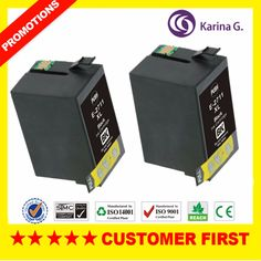2X for 27XL Compatible Ink Cartridge For Epson T2711 for  WorkForce WF7110 WF7610 WF7620 WF3620 WF3820 WF3640 3640D 7110DTW