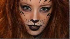 maquillaje de leona - Buscar con Google