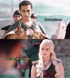 Game of Thrones. Daenerys.