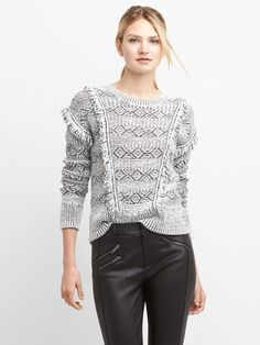 718d10b23e0 product photo. Andreana Liew · Cozy Time · Cableknit sweater ...