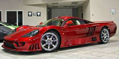 2003 SALEEN S7 COUPE With only 1,500 miles, Chicago Motor Cars is selling this S7 for $500,000.