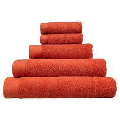 George Home Bath Sheet - Terracotta | Towels & Bath Mats | ASDA direct