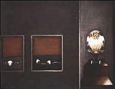 juana frances: Incomunicado. Técnica mixta sobre tela. 131 x 143 x 12 cm. 1966.