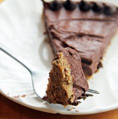 Mix it Up: Salted Cookie Crust Mousse Pie