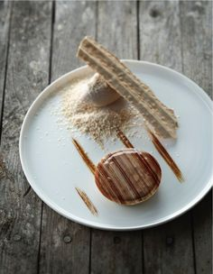 Chocolate Pie Wood Emmanuel Renaut, alain-ducasse #Pie #Chocolate
