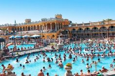 thermal baths hungary