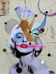 Marilyn for the abstract thinker