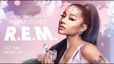 Guys r.e.m frangrace video is out now!so in every shops(exclusive in my off shop)u can buy it now!and wach the video on youtube. Also,at 35 dollars 100ml. Ariana Grande News, Ariana Grande Photoshoot, Ariana Grande Outfits, Ariana Hrande, Ariana Merch, Ari Perfume, Ariana Grande Fragrance, Lavender Aesthetic, Disney Background