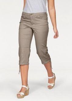 kalhoty, Boysen's #avendro #avendrocz #avendro_cz #fashion #kratasy #sortky Bermuda Shorts, Khaki Pants, Capri Pants, Women, Fashion, Moda, Khakis, Capri Trousers, Fashion Styles